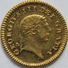 THIRD GUINEAS 1804  GEORGE III GEORGE III 2ND HEAD SMALL SCRATCH ON OBVERSE NEF