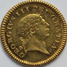 THIRD GUINEAS 1804  GEORGE III GEORGE III 2ND HEAD