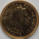 HALF SOVEREIGNS 2008  Elizabeth II