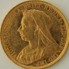 SOVEREIGNS 1894  VICTORIA OLD HD MELBOURNE