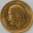 SOVEREIGNS 1925  GEORGE V PERTH VERY SCARCE