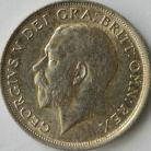 SHILLINGS 1915  GEORGE V