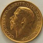 SOVEREIGNS 1928  GEORGE V SA