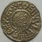 KINGS OF MERCIA 796 -821 COENWULF Penny GRIII + IV portrait type canterbury oba moneta  FULL FLAN GVF