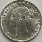 SIXPENCES 1878  VICTORIA DIE NO 6 DRITANNIAR EXTREMELY RARE IN THIS GRADE