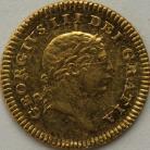THIRD GUINEAS 1804  GEORGE III GEORGE III 2ND HEAD NEF