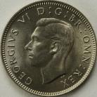 SHILLINGS 1946  GEORGE VI ENG. BU