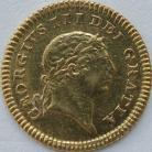 THIRD GUINEAS 1804  GEORGE III GEORGE III 2ND HEAD SUPERB  UNC LUS